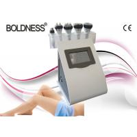 Portable 5 IN 1 Cavitation Rf Vacuum Machine , Skin Tightening / Weight Loss Machine Manufactures