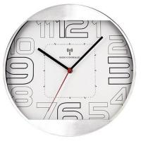 14 metal radio controlled wall clock Manufactures