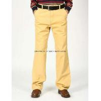 100% Cotton Twill Men′s Casual Pants (PH-P03) Manufactures