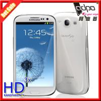 perfect fit clear screen protector for samsung galaxy s3 Manufactures