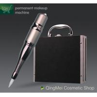 Quality Relilable Permanent Makeup Tattoo Kit , Digital Cosmetic Tattoo Machine Kit for sale