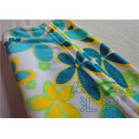 """China Ultra-soft Cleaning Printed Microfiber Cloth Machine Washable 24"""" x 16"""" on sale"""