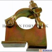 Drop Forged Board Retaining Coupler Galvanized Steel Solid Structure OEM Available Manufactures