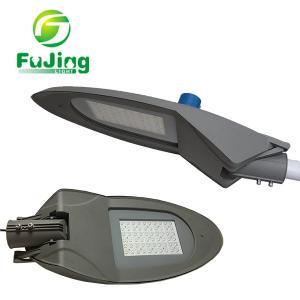 Parking LotsLED Street Light Heads 100W , Super Bright Cobra Head Street Light Fixtures Manufactures