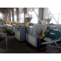 Electric Plastic Extruding Machine For Widow / Door / Ceiling / Decorative Panel Manufactures