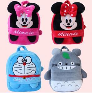 China Disney Princess Dolls Cartoon Stuffed Disney Plush Toys 50cm backpacks on sale