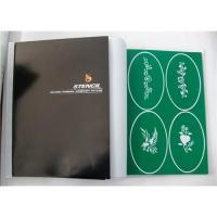 Temporary tattoo paint stencil Manufactures