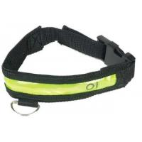 Double Row Flashing LED Dog Collar Manufactures