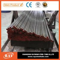 Quality St37.4 sch 24 seamless carbon steel tube end cap for sale