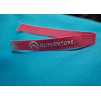 Garment Woven Tags Custom Screen Printed Canvas Labels Custom Clothing Patches Manufactures