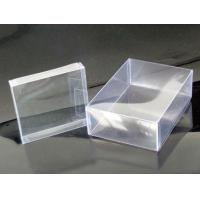 China PVC clear box customized size manufacture in China cheap price on sale