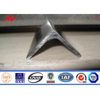 China High Tensile Galvanized Angle Steel Stylish Designs Galvanised Steel Angle Iron on sale