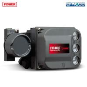 Electric Input Digital Valve Positioner 145 Psi Fisher Control Valve Positioner Manufactures
