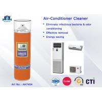 Effective Aerosol Air Conditioner Cleaner Spray Home Cleaning Products for Room or Car Manufactures