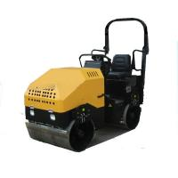 Buy cheap FYL-900 2 ton hydraulic ride of double drum vibratory roller from wholesalers