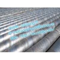Spiral Steel Fluid Pipe  (carbon steel) Manufactures