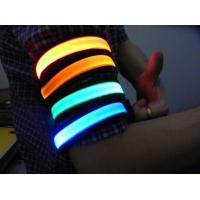 Red Reflective Safty Glow Armband Manufactures