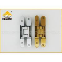 180 Degrees Middle Duty Invisible German Hinges For Interior And Exterior Doors Manufactures