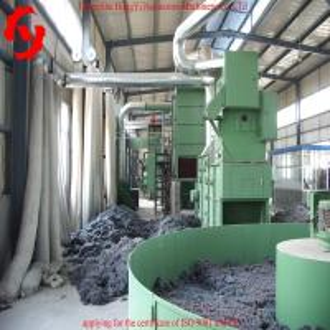 China Custom 5m Felt Making Machine For Nonwoven Fabric Making Product width 5000mm wholesale
