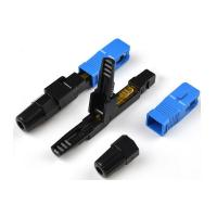 China Quick Connector Fiber Optic Cable Accessories , No Polishing Data Cable Accessories on sale