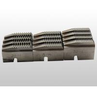Light Weight Construction Machinery Parts , Diameter 16mm - 40mm Rebar Thread Chaser Manufactures