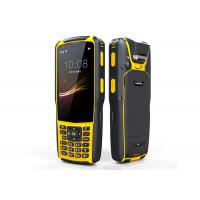 Handheld Qr Code Pda Barcode Scanner Industrial Android 7.0 For Logistics Warehouse Manufactures
