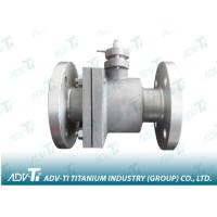 Titanium Investment Casting Pump Body with 10 years' Production experience Manufactures