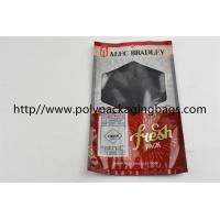 Durable Anti Corrosive Humidified Cigar Humidor Bags With Resealable Ziplock Manufactures