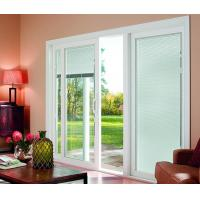 Internal Blinds Inside Glass Sound / Heat Insulating Energy Saving Manufactures