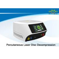 China 980nm Diode PLDD Laser Surgery Machine For Lumbar Decompression Treatment on sale