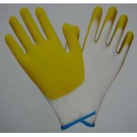 13g Polyester Shell,pvc Coated Gloves