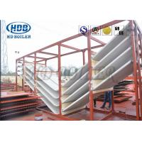 Heat Exchanger Painted Water Wall Panel Water Tube Boiler Parts For Porwer Station Manufactures