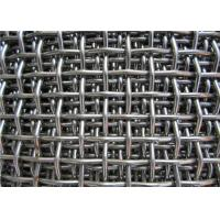 Stainless Steel Crimped Wire Mesh With High Temperature Resistance Manufactures