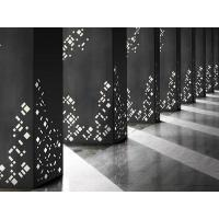 Laser Cutting Perforated Metal Panels for Personalized Decoration Manufactures