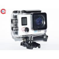 Allwinner V3 Wifi Action Camera Dual Screen Manufactures
