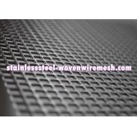China Square Hole Perforated Aluminum Panel , Architectural Perforated Metal Panels on sale