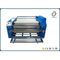 Roller To Roller Sublimation Heat Transfer Press Machine Automatic Fabric Calender Manufactures
