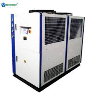 Chiller Agent 25 hp 15 ton 18 Ton Air Cooled Water Chiller for Plastic Injection Molding Machine Manufactures