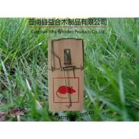 wooden snap trap/mouse trap for sale