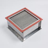 Clean Room Hepa Portable Air Filters For House Customized Separator Design Manufactures