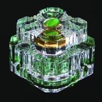 Crystal Glass Scent Perfume Bottle JD-XSP-093 Manufactures