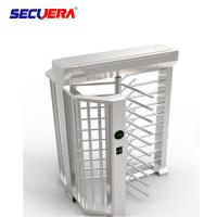 Turnstile gate Access Control Used Full Height Turnstile Barrier Gate for Sale
