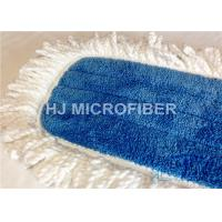 China Durable Microfiber Dust Mop Pad For Homeowners , Cleaning Floor Mop on sale