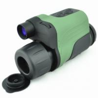 Compact HD 1-2X24 Infrared Digital Night Vision Monocular Scope With Soft Bag Manufactures
