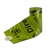 PLA Biodegradable Poop Bags Pet Dog Use With Dispenser Custom Logo Available Manufactures