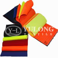 Quality EN11611 cvc flame retardant twill fabric wholesale for coverall for sale