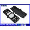 Buy cheap Grounding Kit Fiber Optic Splice Box / IP68 Fiber Enclosure Box For Cable Duct from wholesalers