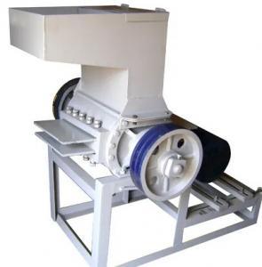 China Manual / Automatic Feeding Hdpe Granulator , Plastic Scrap Granulator Water Cooling on sale