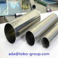 ERW hot rolled / cold rolled Super Duplex Stainless Steel Seamless Pipe UNS32760 Manufactures