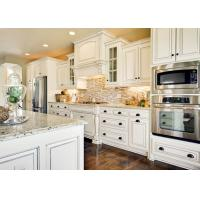 Drama White Natural Marble Stone Countertops For Household Kitchen Manufactures